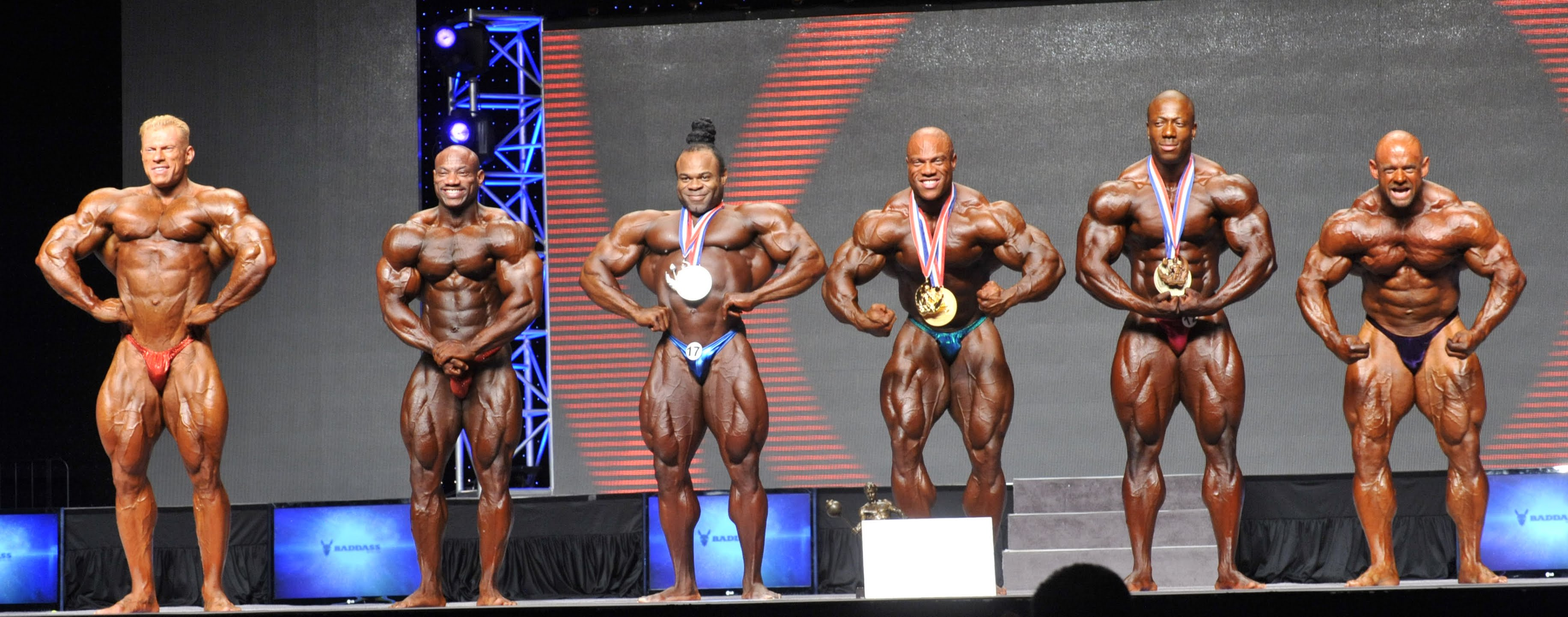 Bodybuilding Mr. Olympia